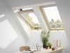 Velux Standard Plus - alsó kilincses fa tetőtéri ablak