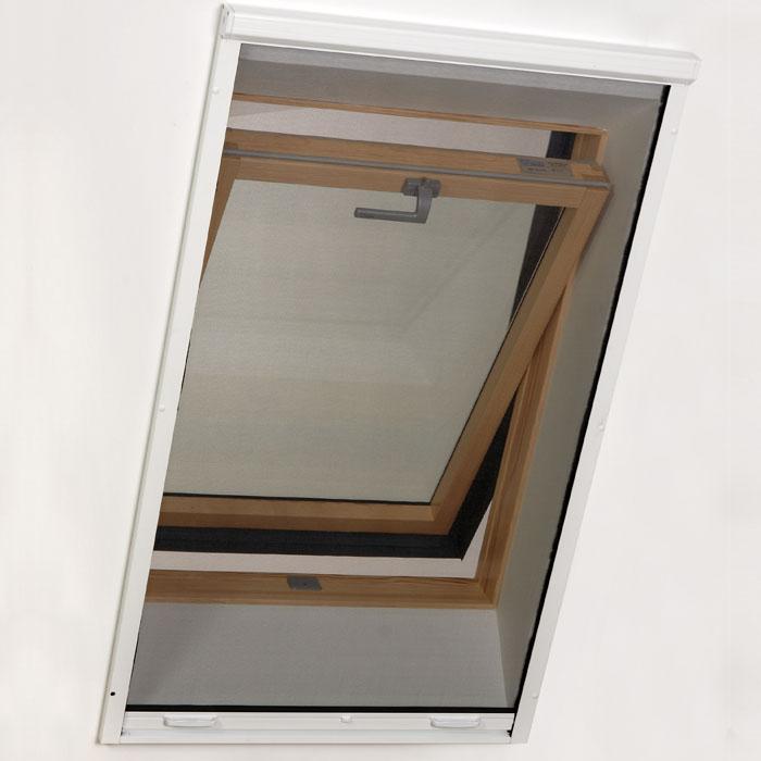 Tetőablak szúnyogháló házilag